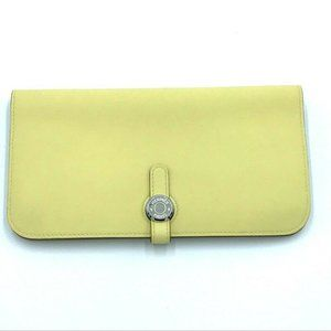 HERMES Swift (without Coin Compartment) Dogon Long